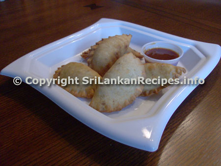 Sri lankan Patties recipe